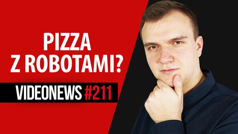 Kryptowaluta Facebooka, AI od pizzy, Huawei walczy o klientów - VideoNews #211