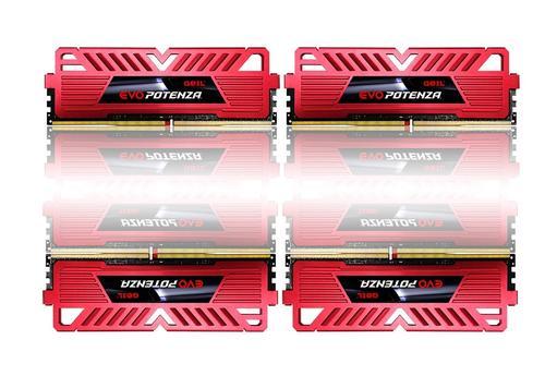 Geil DDR4 EVO Potenza 32GB/ 2800 (4*8GB) CL16-16-16-36