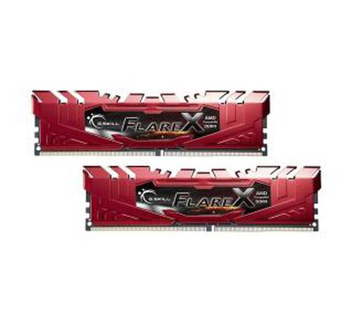 G.Skill Flare X DDR4 16GB (2 x 8GB) 2400 CL15