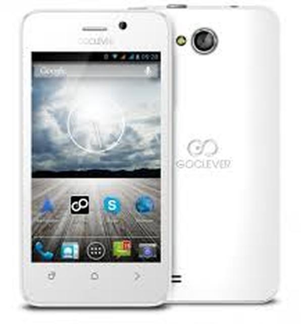 GOCLEVER QUANTUM 4 - smartfon na każdą kieszeń