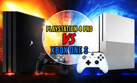Playstation 4 Pro vs Xbox One S – Która Flagowa Konsola Jest Najlepsza?