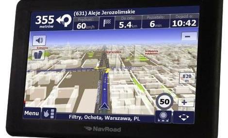 NavRoad DUXO - wielofunkcyjne urządzenie GPS