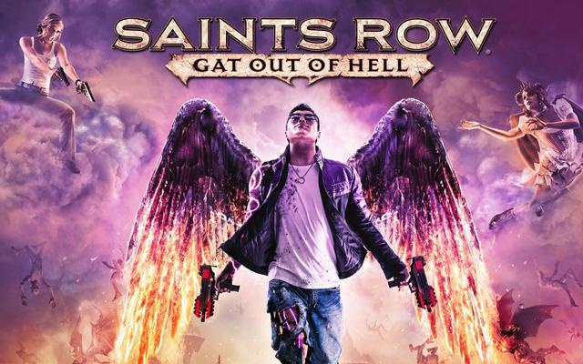 Saints Row Gat out of hell