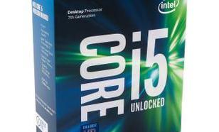 Intel Core i5-7600K 4,2GHz 6MB Box