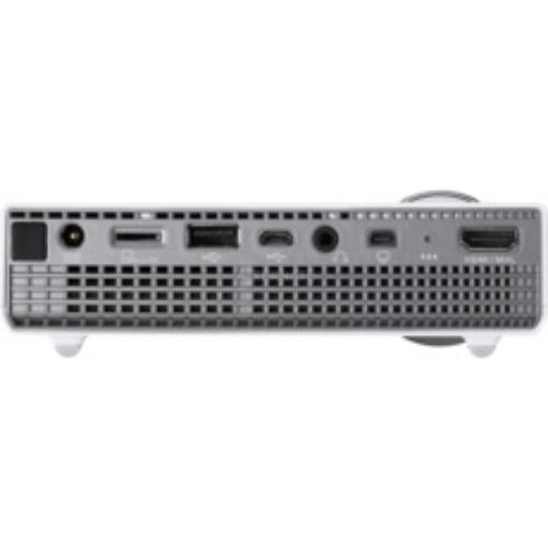 Asus P2B Zasilany z akumulatora przenośny projektor LED/DLP/WXGA/350AL/3500:1/1.5W speaker/D-sub, HDMI/MHL/1.4kg/White/2GB Available for user usage