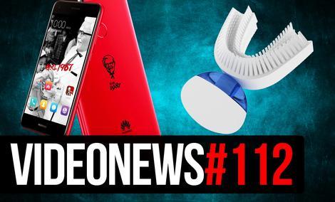 Smartfon od KFC, Elektroniczny Nos, Erotyczna Honda - Videonews #112