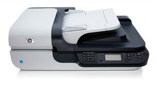 HP ScanJet N6350Network Document Scanner L2703A