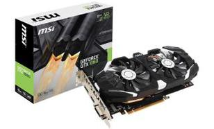 MSI GeForce GTX 1060 6GB OCV1 DDR5 192bit
