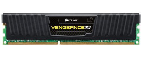 Corsair DDR3 4GB/1600 (2*2GB) VENGEANCE CL9-9-9-24 Low Profile Heatspreader