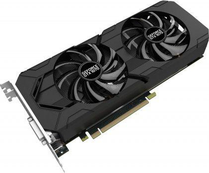 Gainward GeForce GTX 1070 8GB GDDR5 (256 Bit) HDMI, DVI, 3xDP, BOX