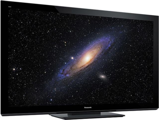 Panasonic wprowadza na rynek telewizory plazmowe 3D Full HD z ekranami 65 i 55 cali.