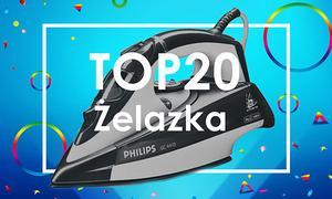 Zestawienie Najchętniej Kupowanych Żelazek - Poznaj TOP 20 Hitów!