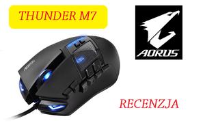 Aorus Thunder M7 - grzmot na rynku myszek dla graczy!