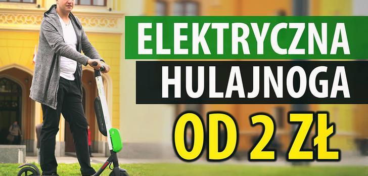 VideoTestujemy #1: Pierwsza w Polsce wypożyczalnia hulajnóg elektrycznych Lime