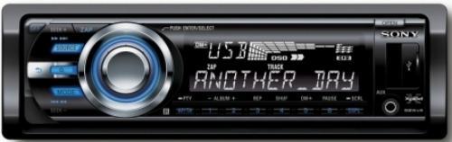 Sony CDX-GT 640 UI