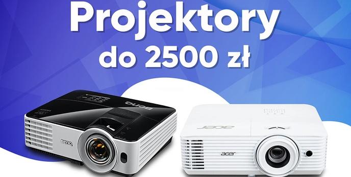 Jaki projektor do 2500 złotych? |TOP 5|