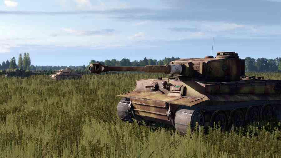 Steel Division 2 - Czołgi