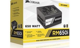 Corsair RM650i CP-9020081-EU 650W 80+ Gold - RATY 0%