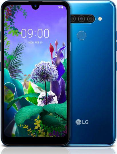 LG Q60 ds 3/64GB Blue