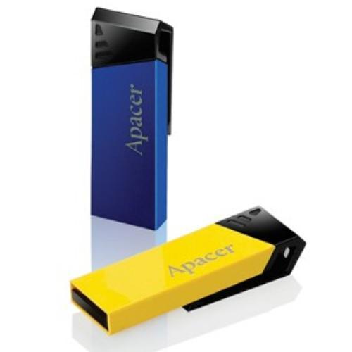 Apacer Flash Drive AH131 8GB USB 2.0 Blue