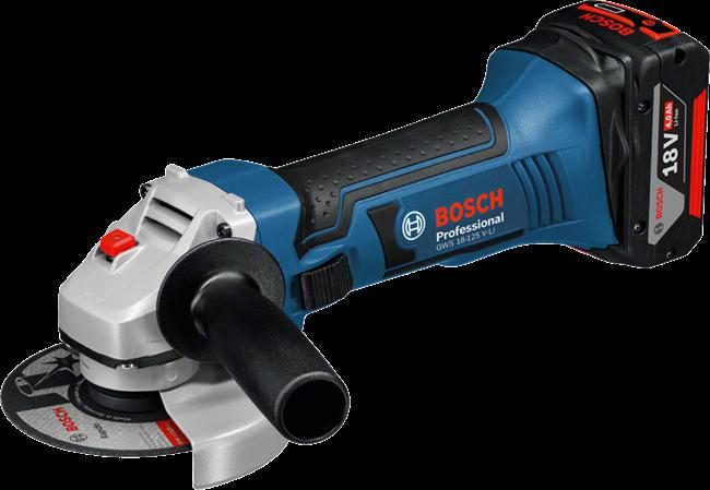 Bosch 18-125 V-Li