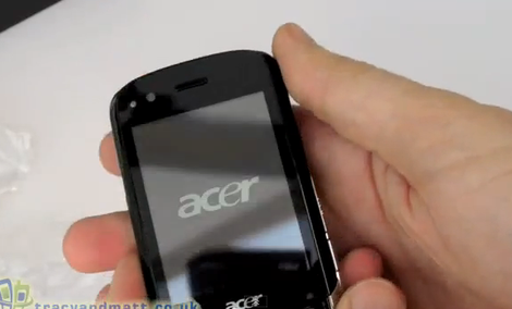Acer X960 unboxing