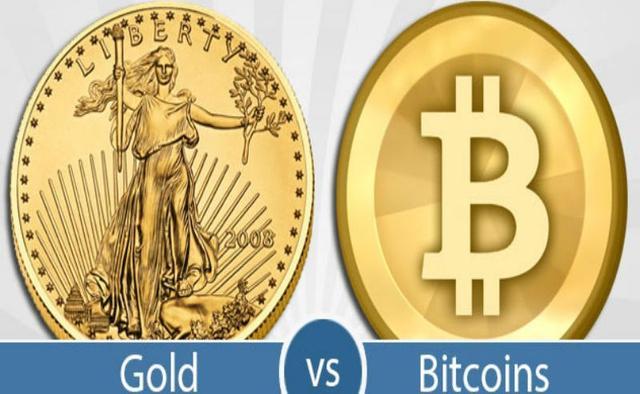 Wirtualna Waluta Droższa od Złota! BitCoiny Biją Kolejny Rekord