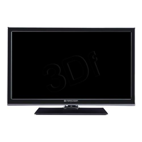 "TV 22"" LCD LED Ferguson V22134L (Tuner Cyfrowy 50Hz USB )"