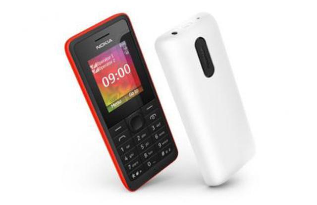 Nokia 106 i Nokia 107 fot3