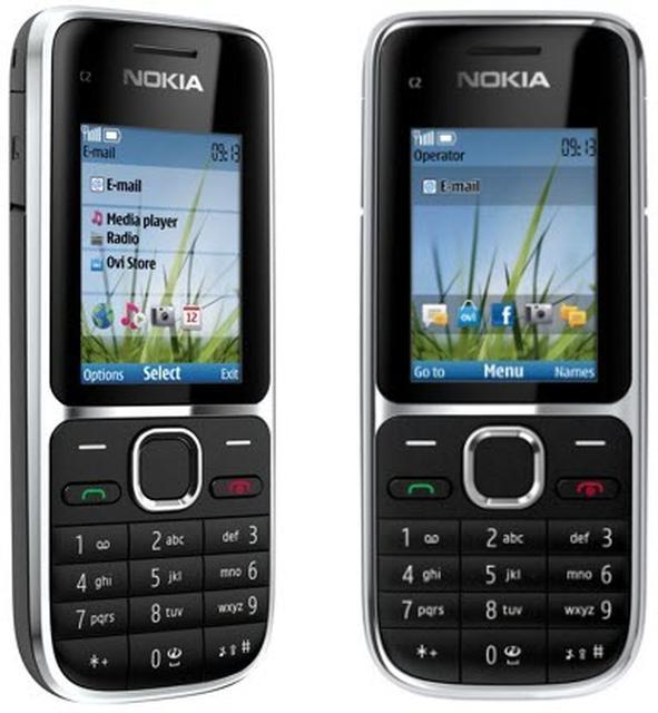 Nokia C2-01 - tani telefon z obsługą 3G