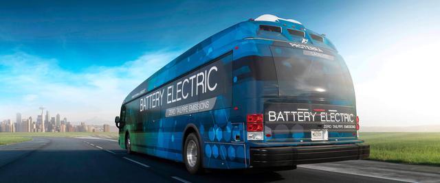 Autobus elektryczny Proterra