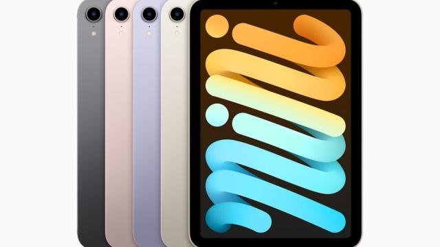 iPad mini pojawi się w czterech kolorach