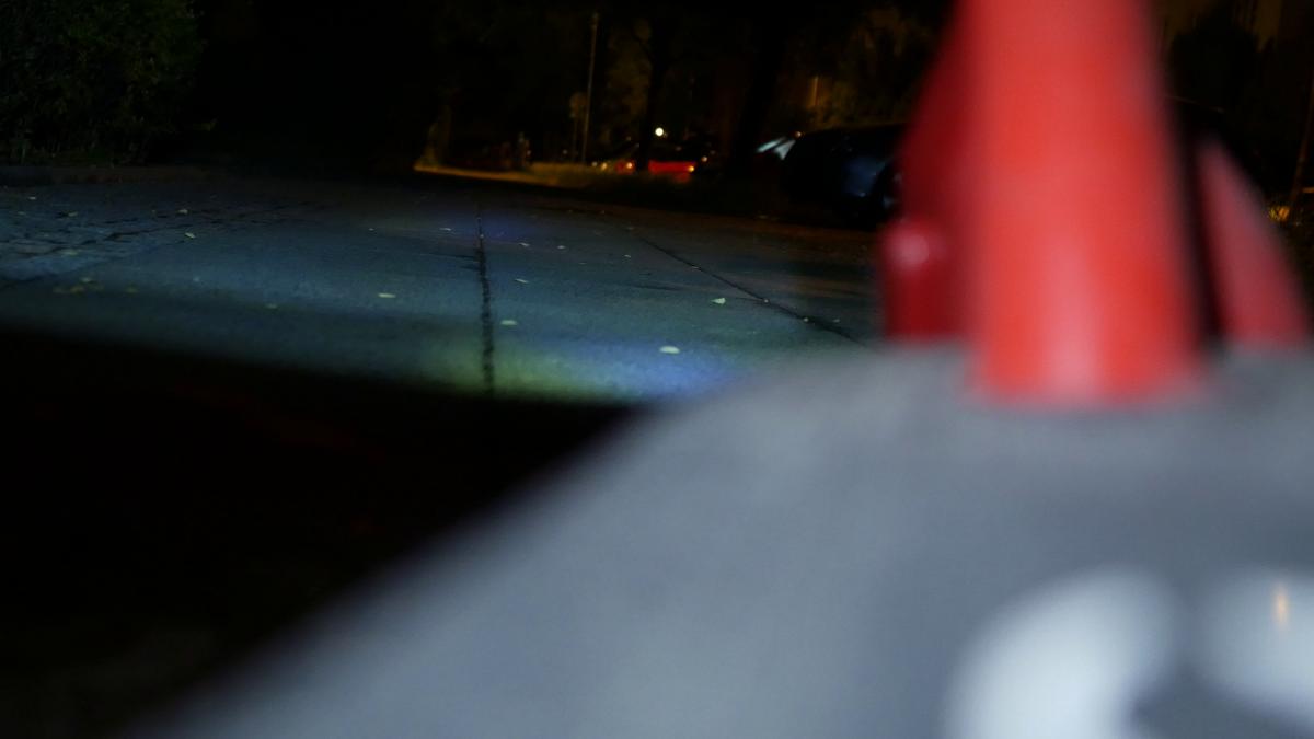 Światło w Fiat F500-F85