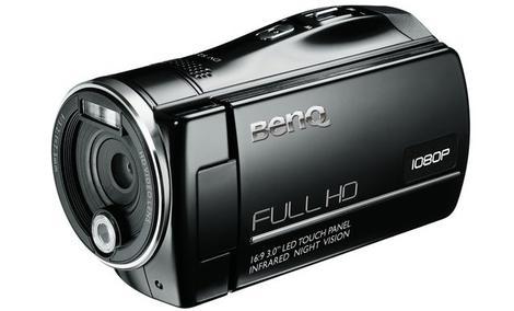 BenQ DV S21 - niepozorna kamera o sporych możliwościach