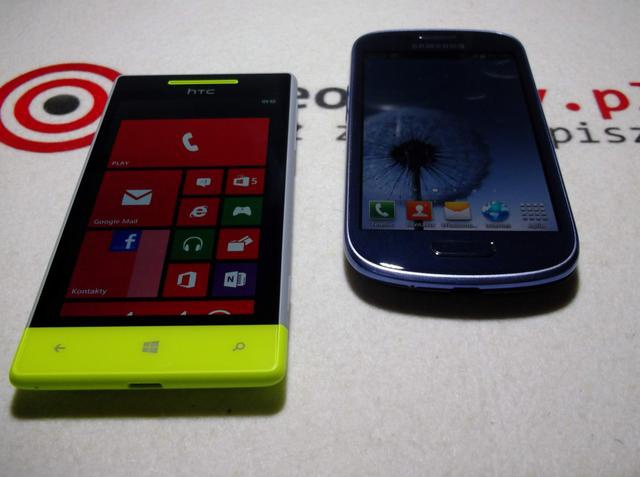 htc vs s3 mini