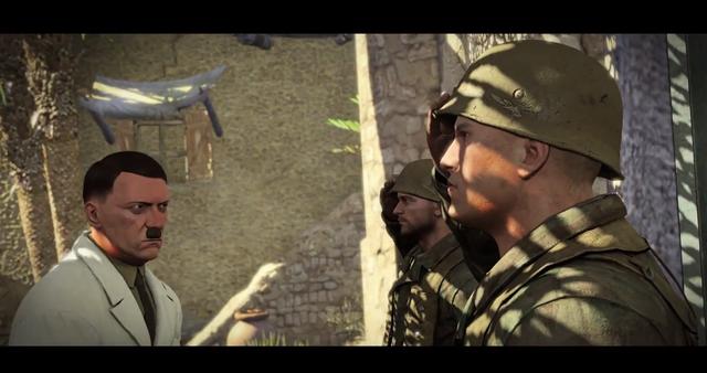 """Zapolujcie na """"Szarego Wilka"""" w grze Sniper Elite III: Afrika"""