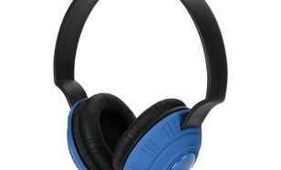 TDK Słuchawki MP100 DJ Style niebieskie