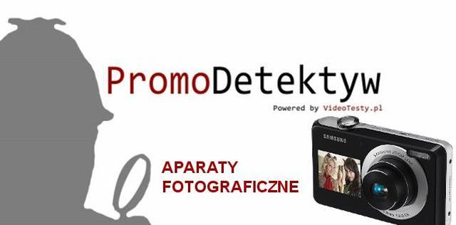 PromoDetektyw - oferty promocyjne aparatów