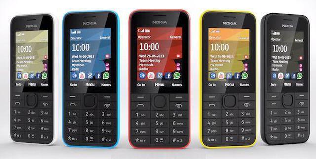 Nokia 207 i Nokia 208 fot3