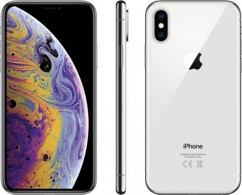 Apple iPhone XS 256 GB Srebrny (MT9J2ET/A)