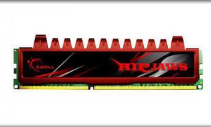 G.Skill DDR3 4GB (4GBx1) 1600MHz, CL9, Ripjaws (F3-12800CL9S-4GBRL)