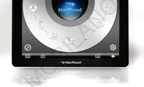 Prezentacja nawigacji NavRoad NR780 Hugo