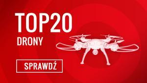 Najciekawsze Drony - Klasyfikacja TOP 20 Cenionych Modeli
