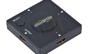 Gembird HDMI 3 NADAJNIKI/1ODBIORNIK