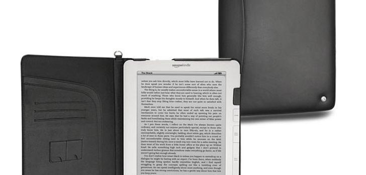 Amazon Kindle DX z nowym oprogramowaniem
