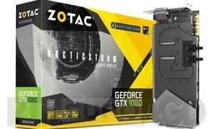Zotac GeForce GTX 1080 ArcticStorm 8GB GDDR5X 256bit