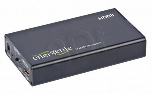 Gembird SCART->HDMI 1080p/720p