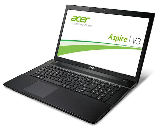 Acer Aspire V3-772G - gamingowy notebook