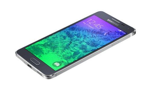 Samsung GALAXY S5 ALPHA G850F BLACK