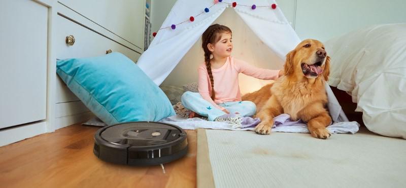Roomba 980 to unikalne rozwiązanie dla czystości domu